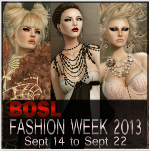 BOSL fashion week 2013 by Kara 2