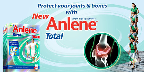 Anlene Total Glass