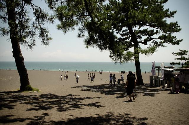 Shizuoka Beach