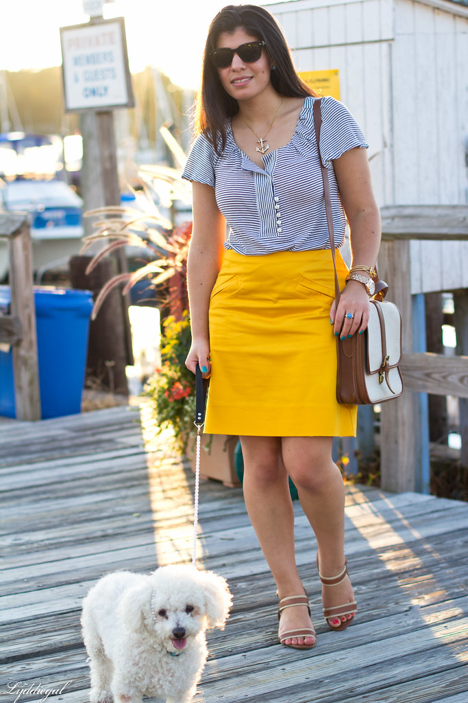 yellow pencil skirt-1.jpg