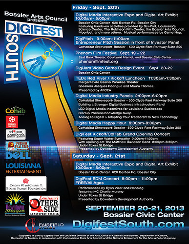 DigiFest 2013 Event Guide by trudeau