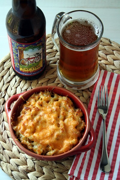 9907967294 14b5652504 z Oktoberfest! Beer Mac & Cheese