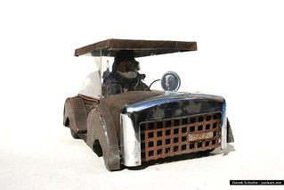 Vesta's rat rod cab