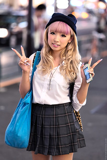 Harajuku School Uniform