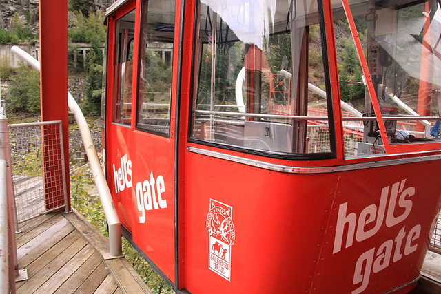 Hell's Gate Tram
