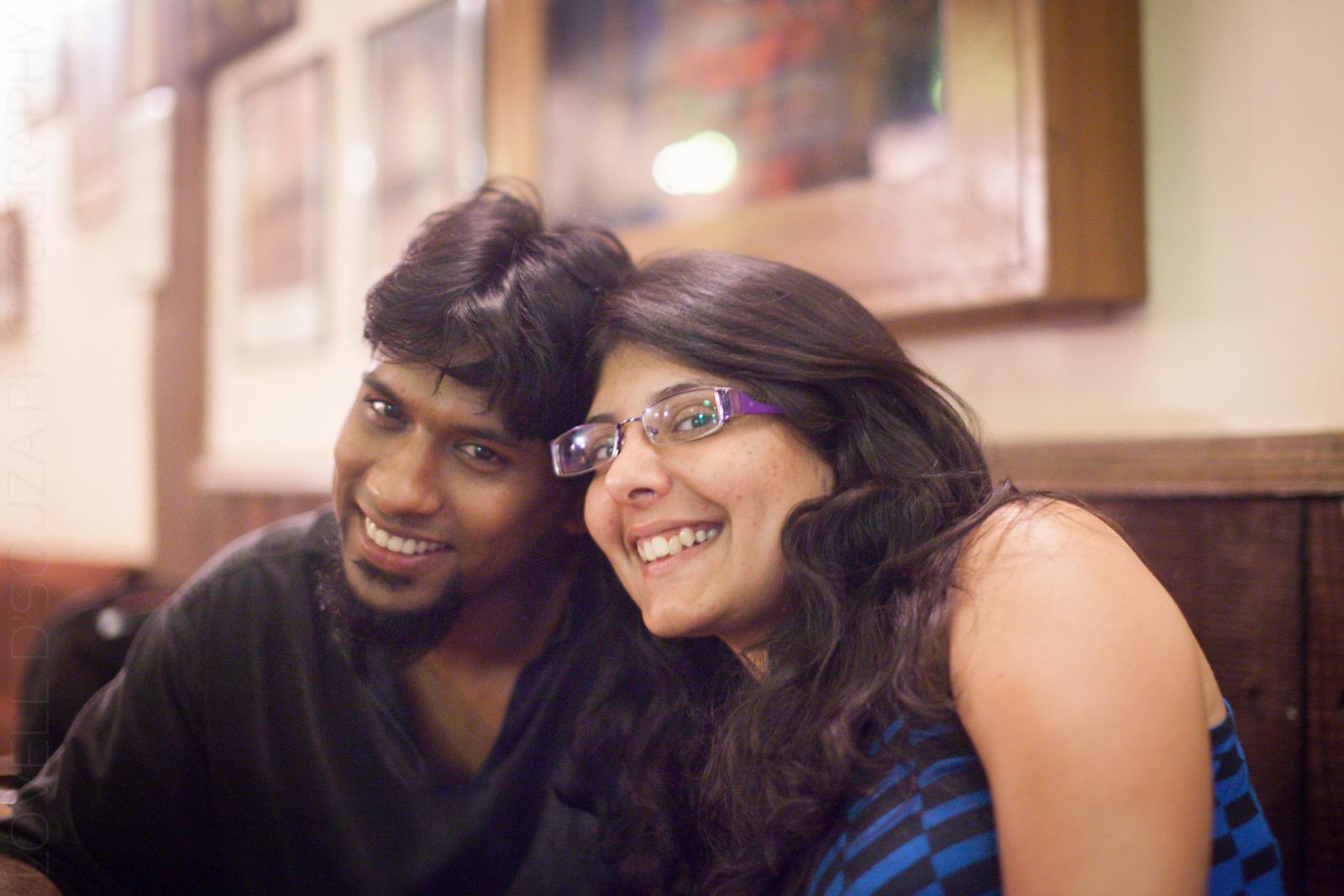 Daniel & Priya