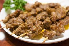 孜然羊肉串, 唐朝刀削麺 成田空港店