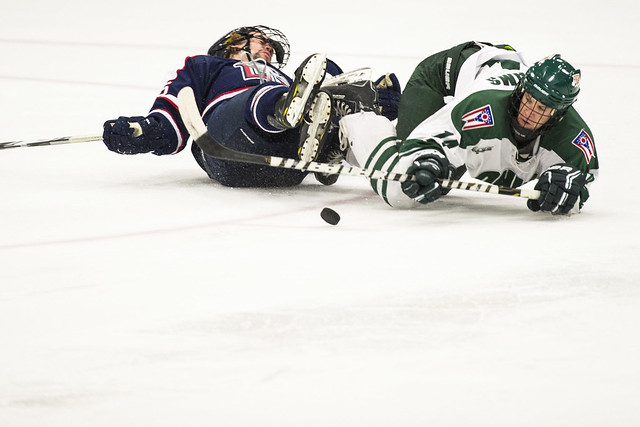 Ohio University Hockey Forward Garrett Williams