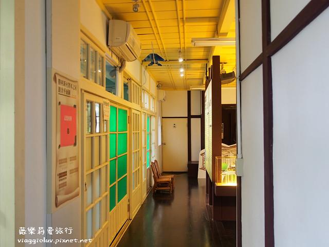 【屏東 Pingtung】勝利新村青島街眷村小散步 造訪將軍之屋及老房改造咖啡店 @薇樂莉 ♥ Love Viaggio 微旅行