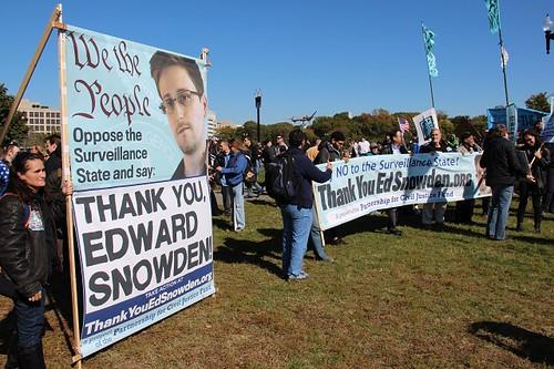 thank you edward snowden