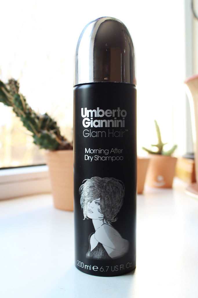 Umberto Giannini dry shampoo review
