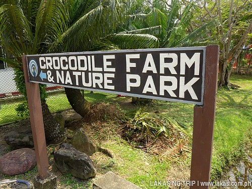 Crocodile Farm and Nature Park