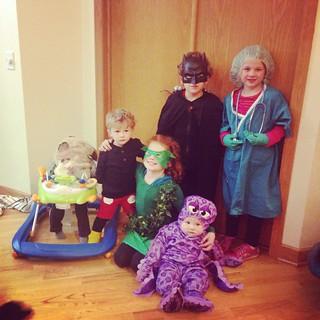 cousins halloween 2013
