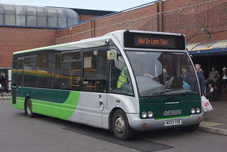 Norfolk Green 615 MX03YDB - latest repaint
