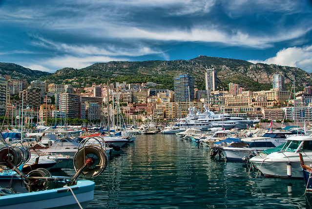 Monaco by CC user 21078769@N00 on Flickr