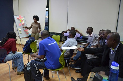 Nairobi: Ushahidi V3 Meetup