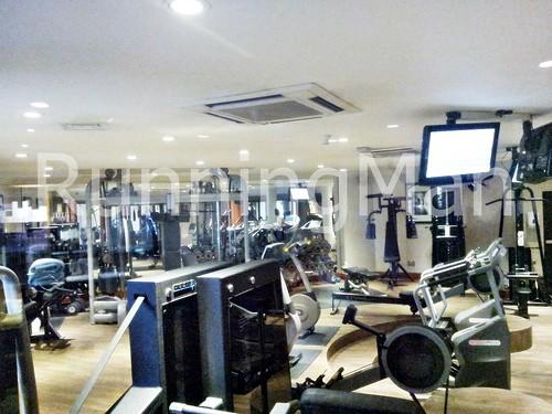 Radisson Blu Edwardian Hotel 06 - Gymnasium