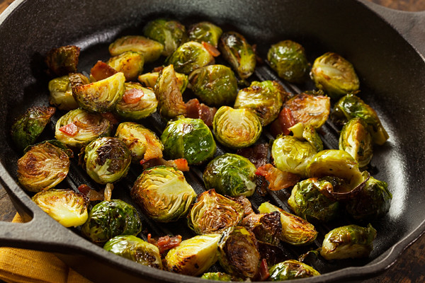 Homemade Grilled Brussel Sprouts   Flickr - Photo Sharing!