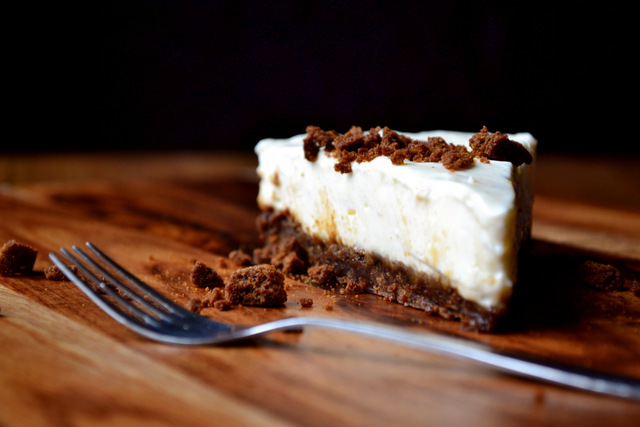 Ginger Nut Cheesecake