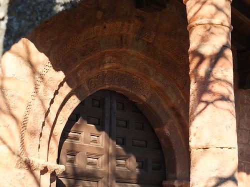 Iglesia de la Natividad - Portada