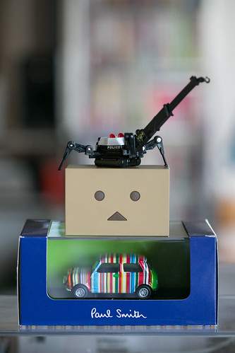 cheero Power Plus DANBOARD version -mini- 6000mAh