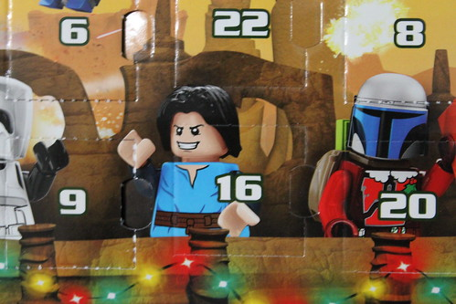 LEGO Star Wars 2013 Advent Calendar (75023) - Day 16