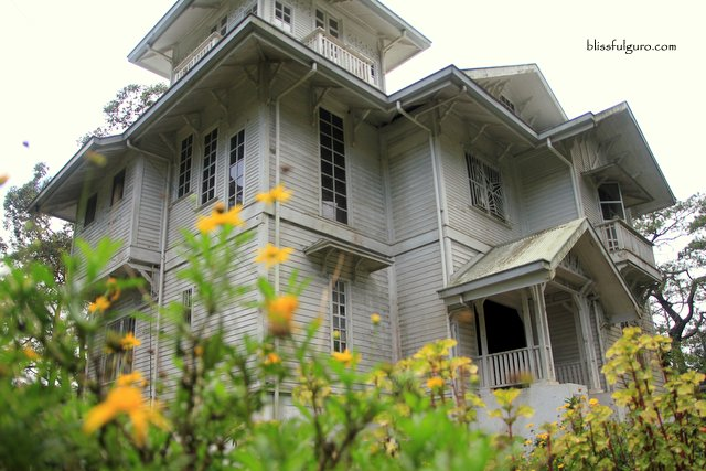 Laperal White House Baguio City