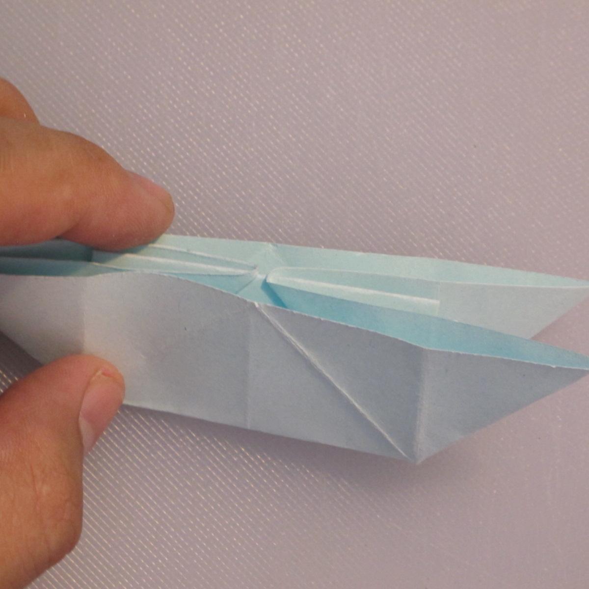 วิธีพับกระดาษเป็นรูปผีเสื้อ 012