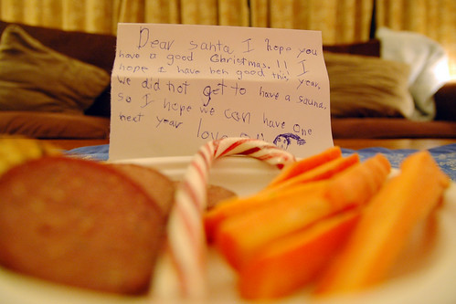 odin's note to santa.