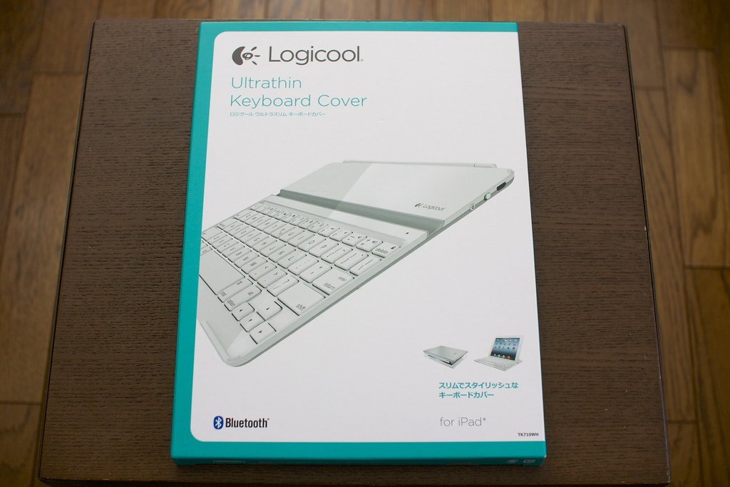 Logicool Ultrathin Keyboard Cover
