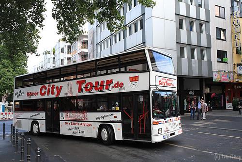 Cologne City Tour Bus