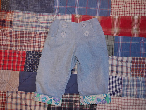 Sailboat Trousers