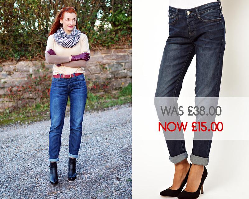 Asos boyfriend jeans - sale