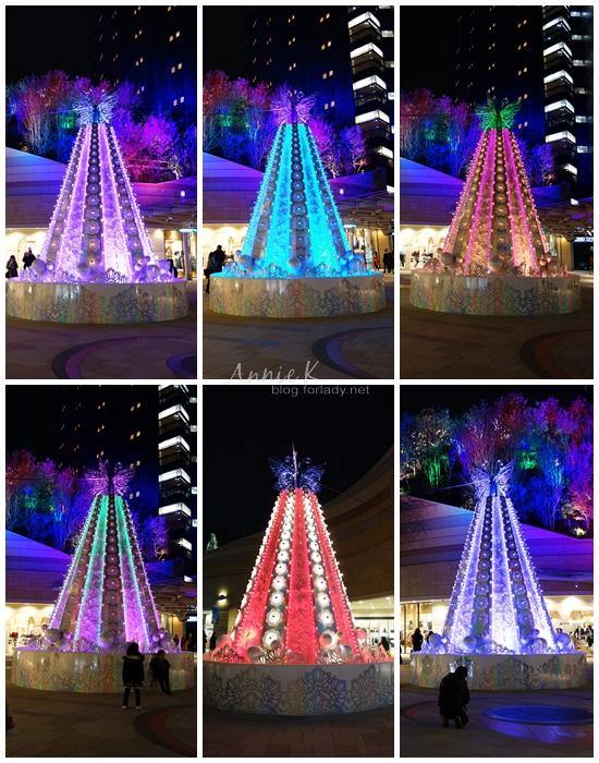 御堂筋_NAMBA PARKS耶誕樹