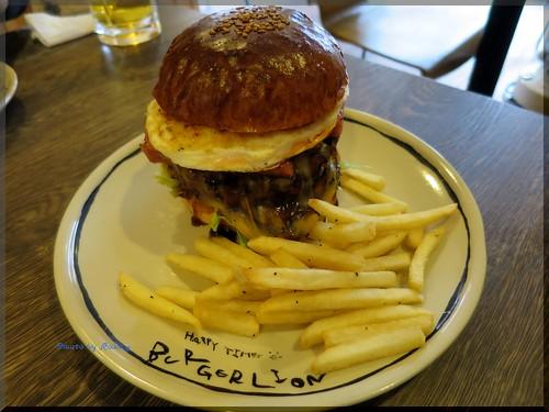 Photo:2014-01-18_ハンバーガーログブック_【大阪】【阿波座】Burgerlion 2回めの訪問でシグネチャーモデルをぱくつきました!-07 By:logtaka