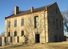 Old Commissary (Fort Smith National Historic Site, Arkansas)