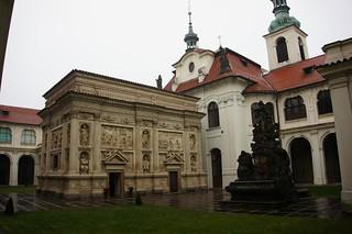 Nossa Senhora do Loreto, Praga