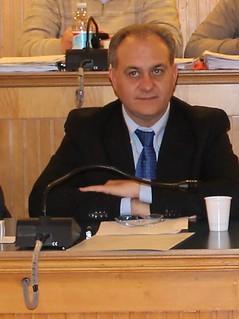 L'assessore al Bilancio, Nicola Mastrocristino