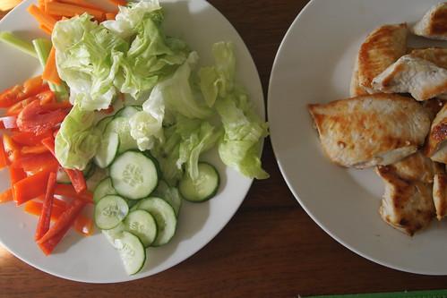 pan fried chicken DSC06538