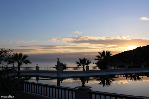 sunset sky water reflections turkey infinitexposure