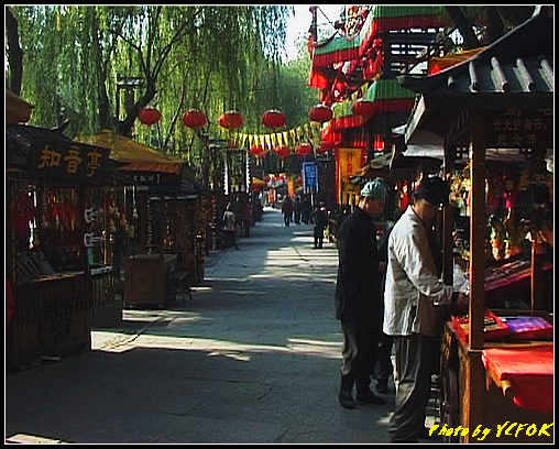 杭州 宋城 - 040 (宋代街頭景色)