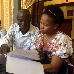 Follow-up Mission in Angola (Feb. 2014)