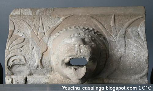 Paestum Stein