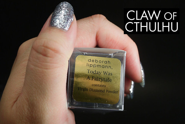 Deborah Lippmann Today Was a Fairytale Swatch