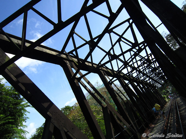 KTM Railway Track - Bukit Timah Road Bridge 02