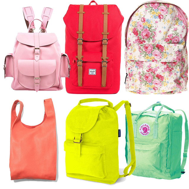 Spring Backpacks