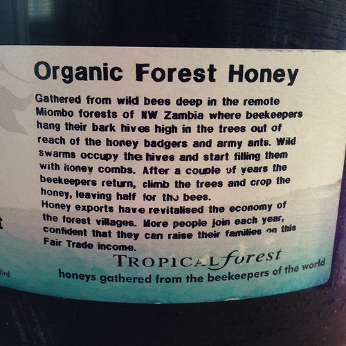 Tropical Forest Organic Honey