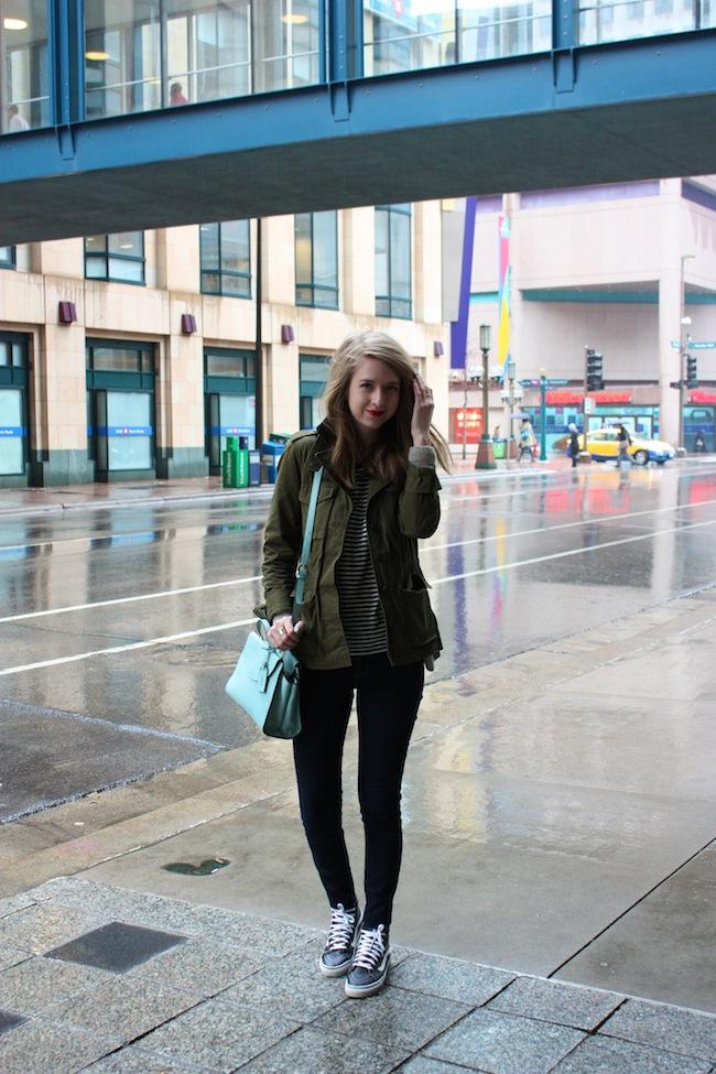 chelsea+lane+truelane+zipped+blog+minneapolis+fashion+style+blogger+madewell+utility+jacket+gap+stripe+tee+kate+spade+saturday+mini+a+satchel+steel+blue+vans+leather+sk8+hi2