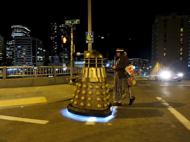 Daleks Invade Seattle