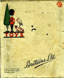Britains Ltd. 1939 Trade Catalogue